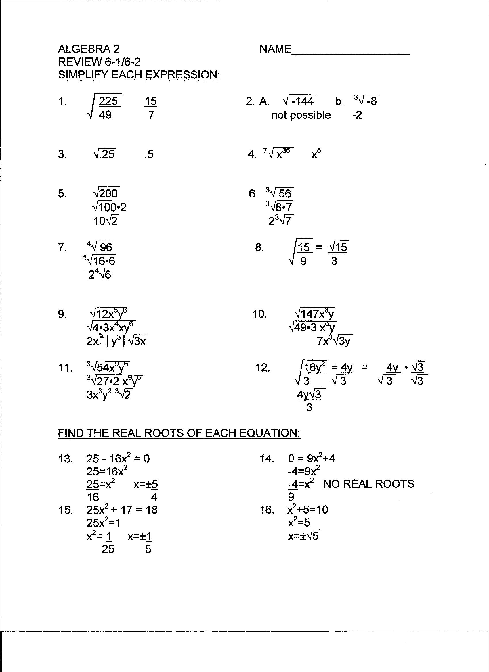 worksheet Probability And Odds Worksheet beunier smith yvette college algebra documents review 6 16 2 answers